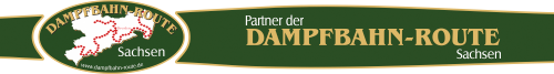 Dampfbahn-Route